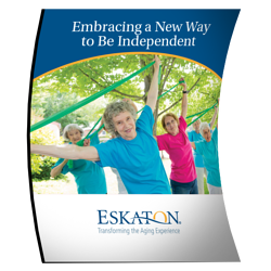 embracing a new way to be independent