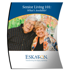 senior iving 101 whats available