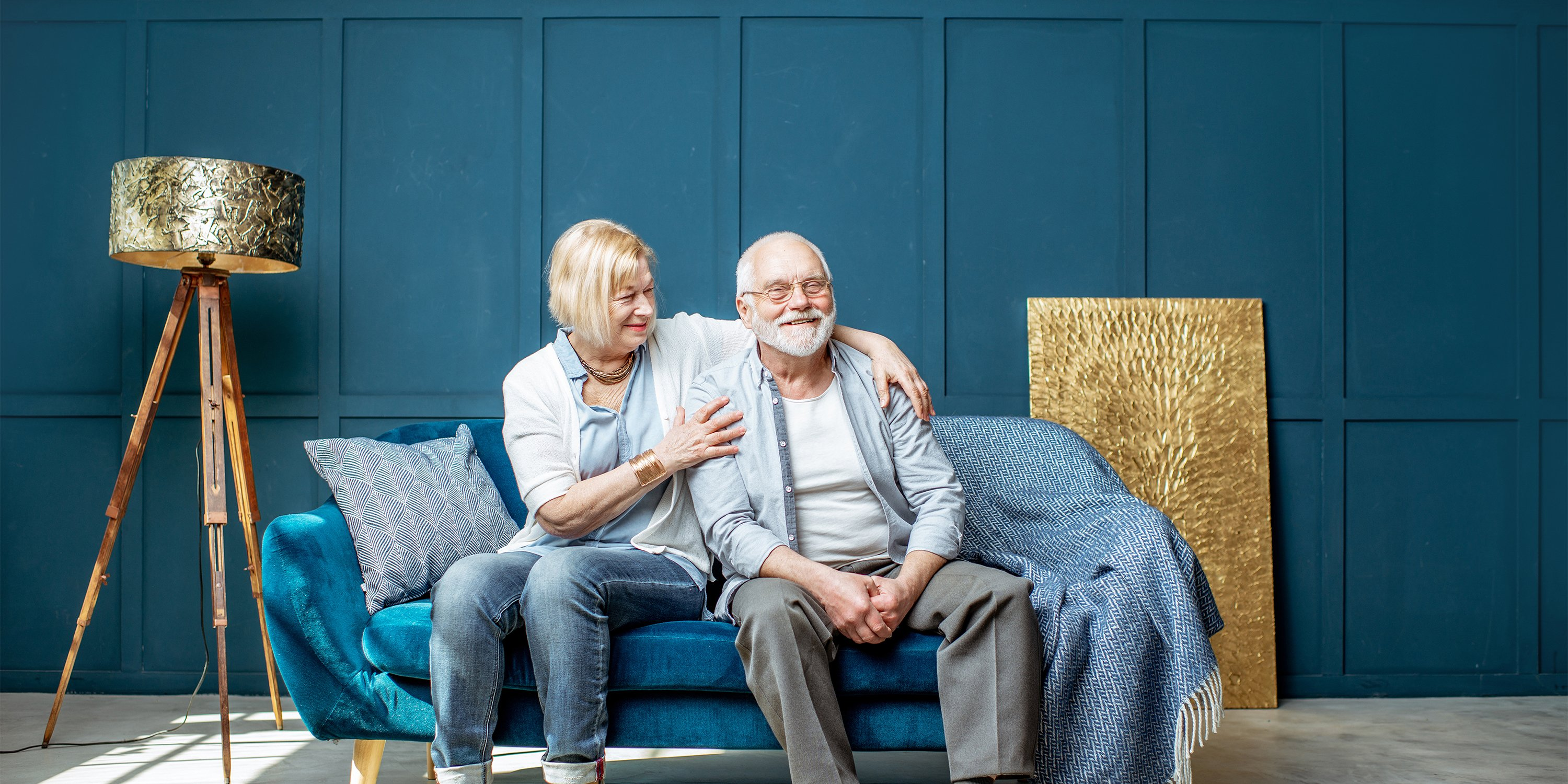 Older Adult Couple