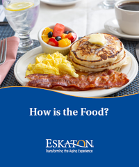 Eskaton Landing Page 419x504-How is the Food