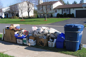 Clutter in Your Parents Yard | Eskaton Senior Care
