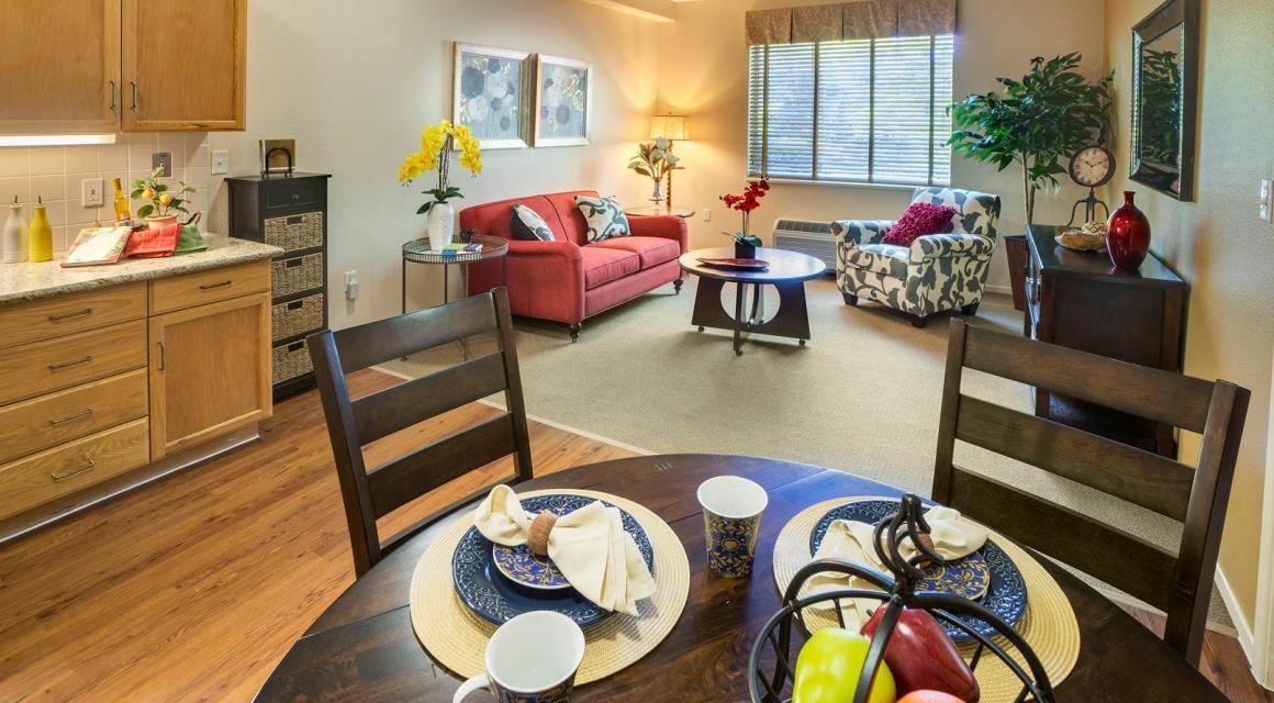 Beautiful Apartments for Seniors | Eskaton