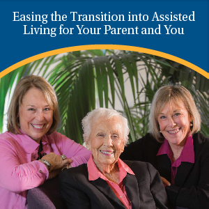 Easing the Transition Into Assisted Living | Eskaton