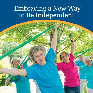 Embracing a New Way to be Independent | Eskaton