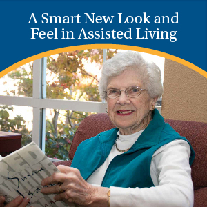 New Look and Feel in Assisted Living | Eskaton